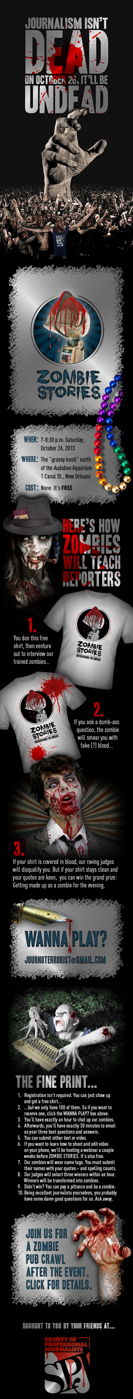 Zombie Stories