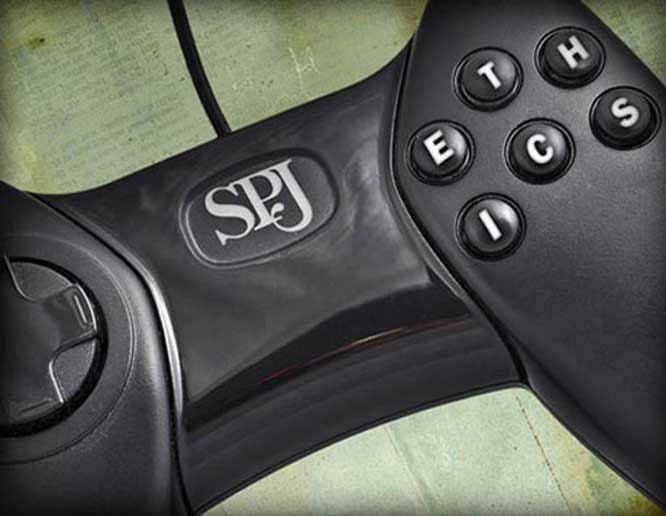 What an SPJ game controller might look like.